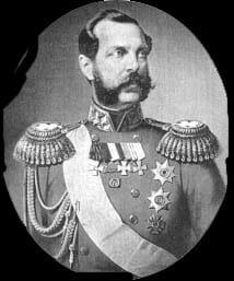 Tsar Alexander