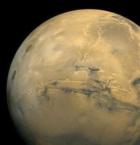 A Mythos of Mars