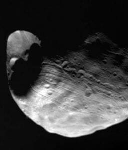 The Hollow Phobos Theory