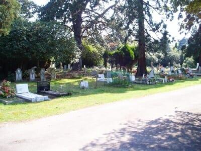 Brookwood Cemetery 4