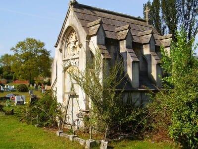 Brookwood Cemetery 1