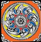 Image of Unfinished Mandala