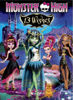 Monster High '13 Wishes' DVD Promotes Occult, Illuminati, and Satanic Themes