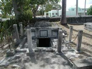 The Coffins That Kept Moving:  Barbados Tomb Mystery