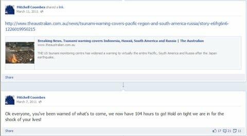 Tsunami Prediction Might Be Coming True?!