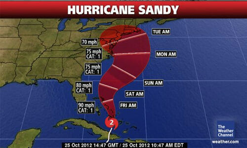 October Surprise- Hurricane  Sandy Conspiracy To Delay Elections