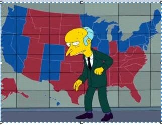 Simpsons Predicts 2012 Election With 98% Accuracy…   HMMMM