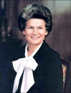 Valentina Tereshkova in Later Years