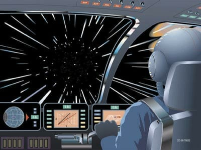 NASA Developing Real Life Warp Drive Within Our Lifetime!