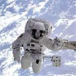 An Astronaut on an Extra Vehicular Activity (EVA)