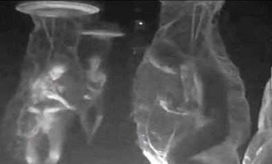 Incident at Dulce Base : The largest underground alien base.
