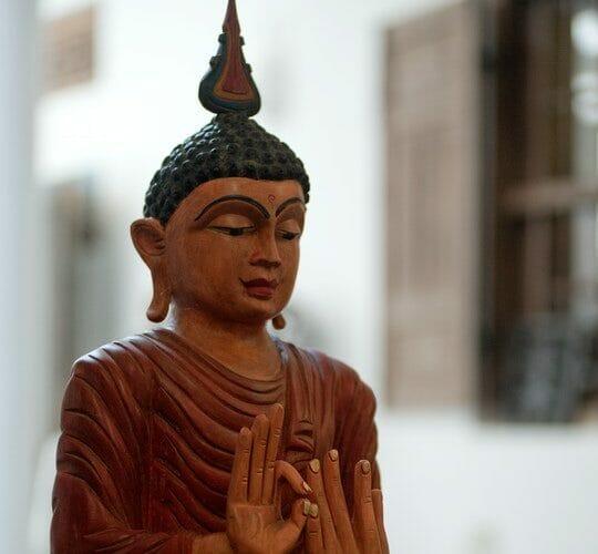 Mudras for chakra balancing