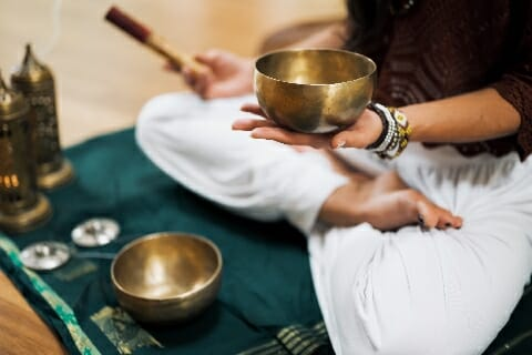 Invoke your parasympathetic nervous system with Sound Baths